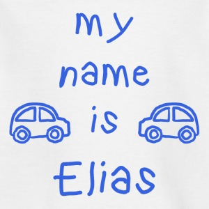 ELIAS MY NAME IS - T-shirt Enfant