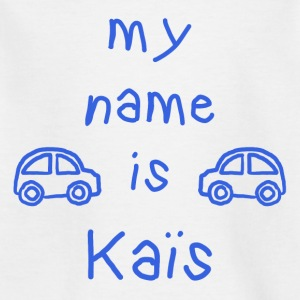 KAIS MY NAME IS - Kids' T-Shirt