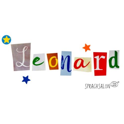 Leonard - Namensshirt