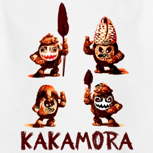 kakamora Coconut monstre pirater Südsee film Crawling - Børne-T-shirt
