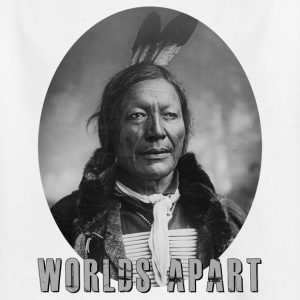 Indianer WORLDS APART - Kinder T-Shirt