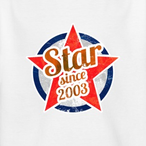 Gift for Stars born in 2003 - Kids' T-Shirt