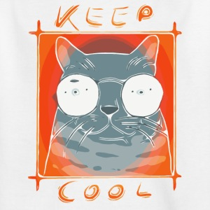 Cool Cat 1 - T-shirt barn