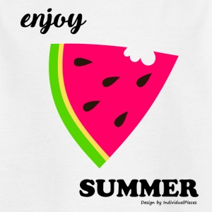 enjoySummer - Kinder T-Shirt