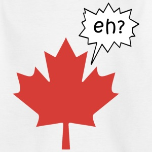 Canadese Canada Eh - Kinderen T-shirt