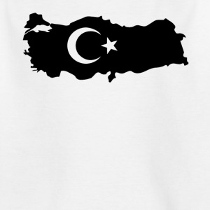 Turkey Türkiye Kardes Kiz - Kids' T-Shirt