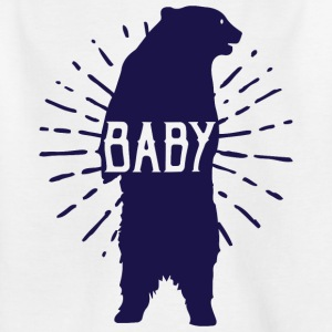 Baby Bear Morsdag - T-skjorte for barn