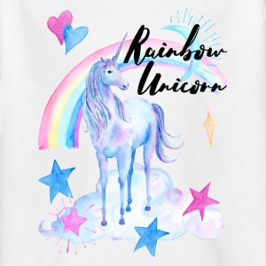 Arc-en-Unicorn / arc-en-Unicorn - T-shirt Enfant