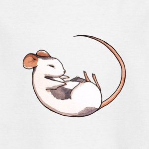 Sleeping mouse - Kids' T-Shirt