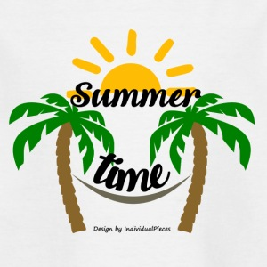 SummerTime - Kinder T-Shirt