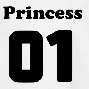 Princess HD SMK - Kinder T-Shirt