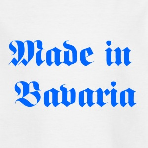 Made in Bavaria - Kinder T-Shirt