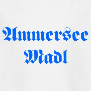 Ammersee Madl - T-shirt barn