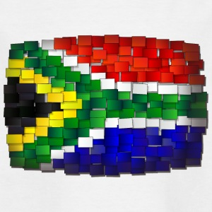 flag South Africa - Kids' T-Shirt