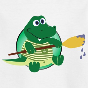 crocodile Alligator - Kids' T-Shirt