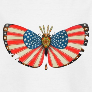 patriot moth - T-shirt barn