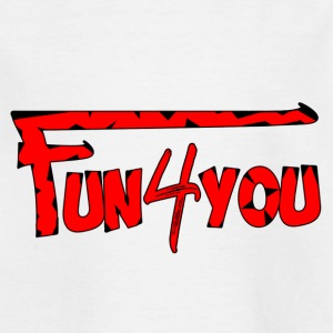 Fun4You - Kinder T-Shirt