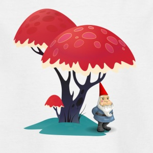 gnome - Kids' T-Shirt