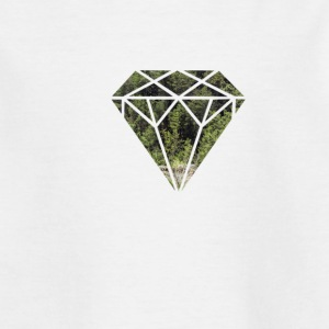 diamant arbre - T-shirt Enfant