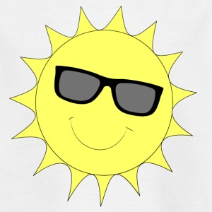 Happy Sun - Kids' T-Shirt