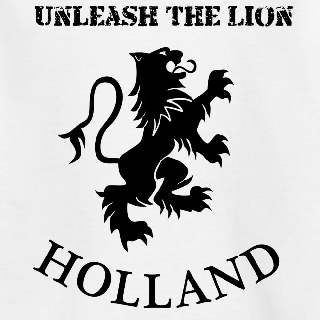 HOLLAND Unleash the LION