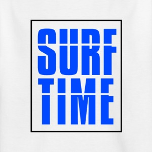 SURF TIME - Kinder T-Shirt
