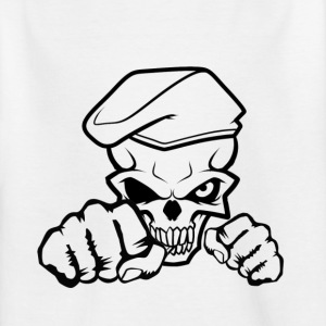 Skull Soldier - T-skjorte for barn