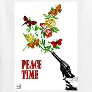 Peace Time! - Kids' T-Shirt