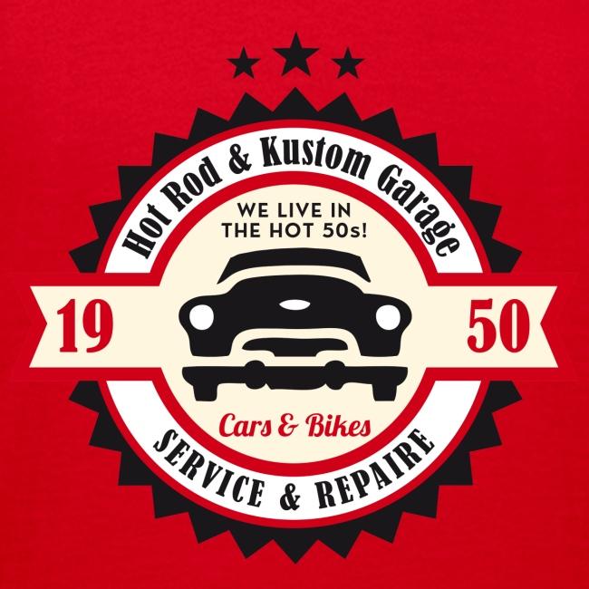 Hot Rod and Kustom Garage