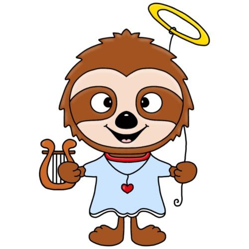 Faultier - Engel - Kinder - Tier - Comic - Kinder T-Shirt