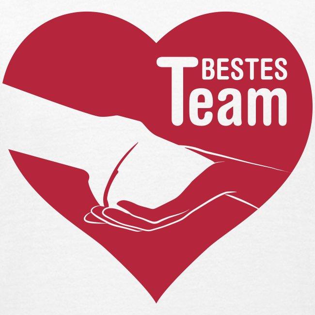 Vorschau: Bestes Team - Kinder T-Shirt