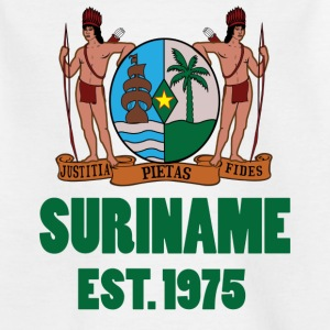 Weapon Republic of Suriname - Kids' T-Shirt