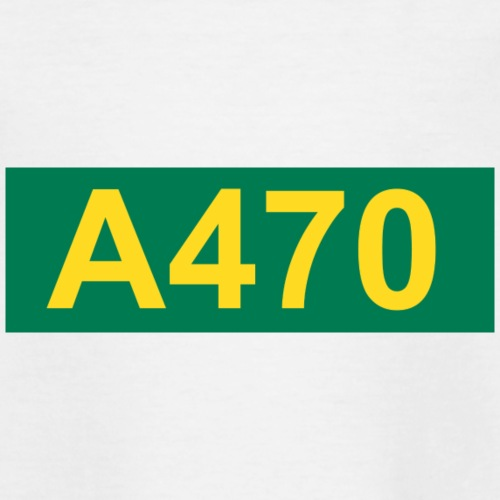 a470 - Kids' T-Shirt