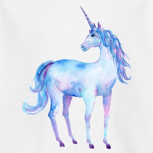 Unicorn / Einhorn - Kinder T-Shirt