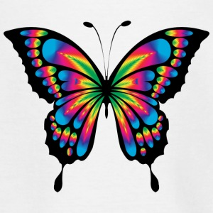 Colorful butterfly - Kids' T-Shirt