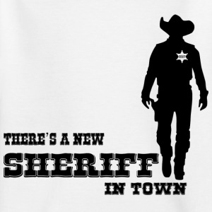 SHERIFF - Kids' T-Shirt