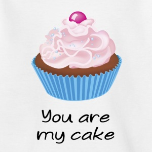 You are my cake - Kids' T-Shirt
