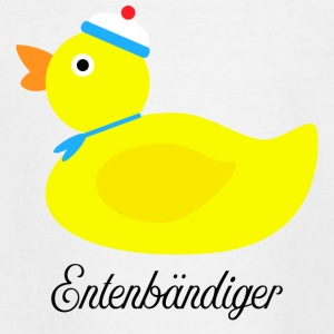 ENTENBÄNDIGER - Kinder T-Shirt