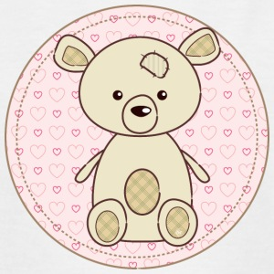 L'amour Teddy - T-shirt Enfant
