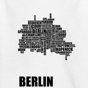 Berlin Distrikt - T-shirt barn