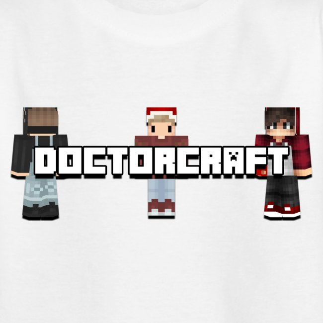 DoctorCraft Tshirt 2 png