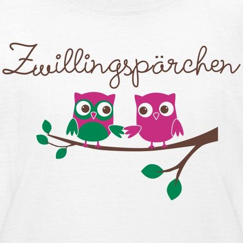 Zwillingspärchen - Kinder T-Shirt