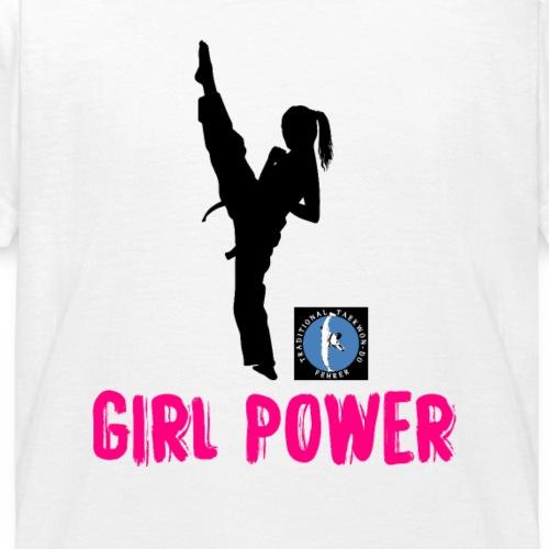 Girl Power - Kinder T-Shirt