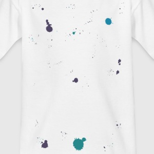 OMG! Got paint on my shirt! (Woman) - Kids' T-Shirt