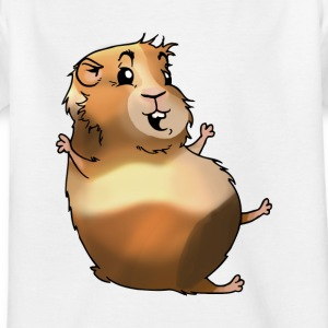 Bunny rabbit carrot Rodent Hare Rodent Hamster - Kids' T-Shirt