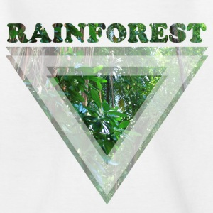 Rainforest - Kinder T-Shirt