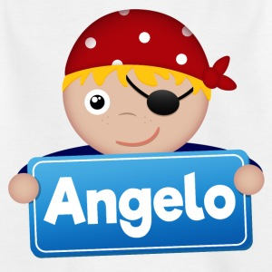 Petit Pirate Angelo - T-shirt Enfant