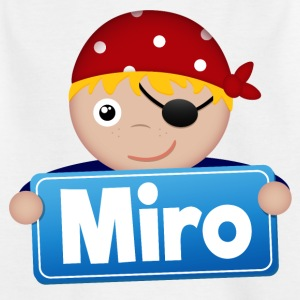 Petit Pirate Miro - T-shirt Enfant