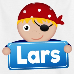 Little pirate Lars - Kids' T-Shirt