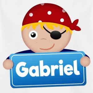 Petit Pirate Gabriel - T-shirt Enfant